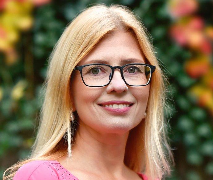 Gabika Zúbriková. Foto - archív G. Z.