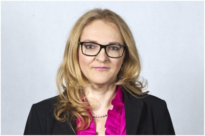 Júlia Čillíková,výkonná riaditeľka regulácie a ochrany finančných spotrebiteľov NBS Foto - NBS