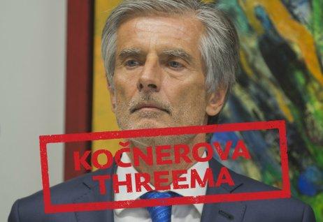 Peter Weiss, slovenský veľvyslanec v Česku. Foto – TASR