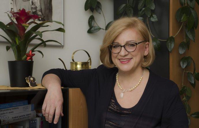 Epidemiologička Zuzana Krištúfková. Foto – archív Z. K.