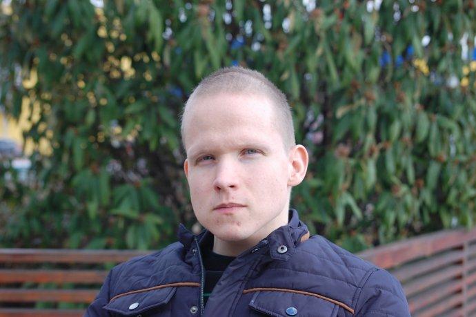 Dominik Drdul. Foto N - Denisa Gdovinová