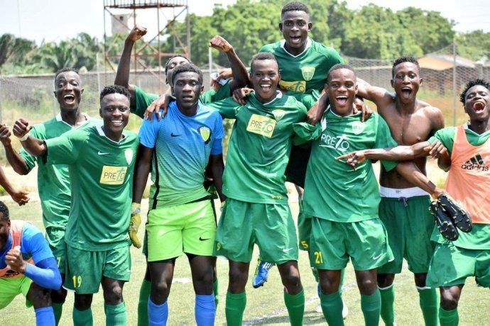 Hráči MŠK Žilina Africa FC. Foto - Dada Oliseh