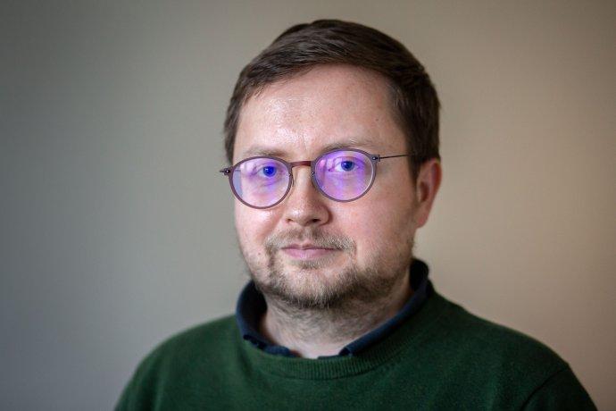 Andrej Svorenčík. Foto N - Tomáš Benedikovič