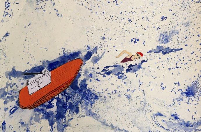 Ilustrácia - Monika Pascoe Mikysková