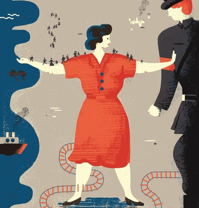 Ilustrácia – Lucia Žatkuliaková