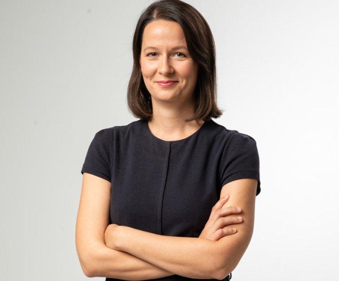 Zuzana Števulová. Foto - PS