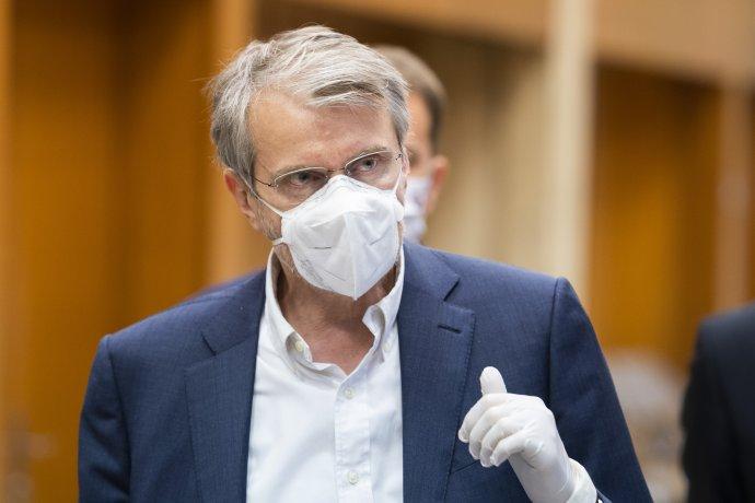 Robert Mistrík. Foto - TASR