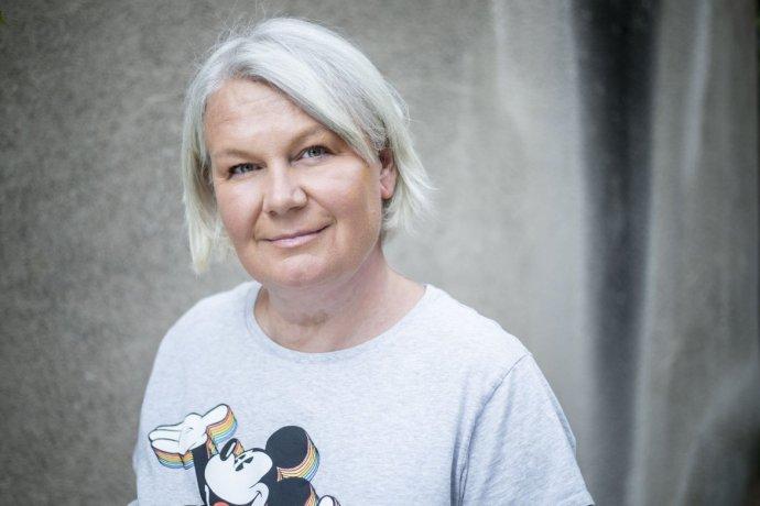 Simona Vlková. Foto – Deník N/Gabriel Kuchta