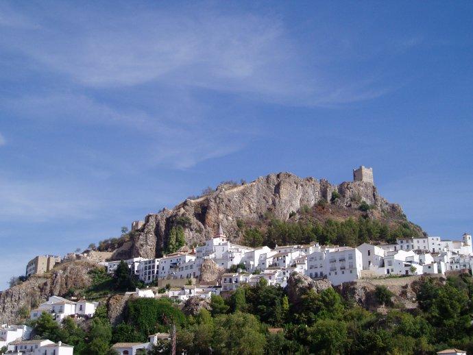 Zahara de la Sierra. Foto - Wikimedia Commons