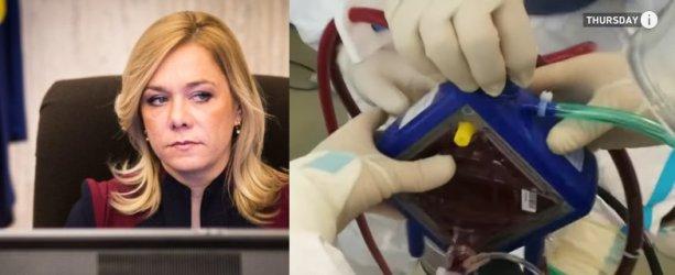 S dôverou k Denise Sakovej si vyberáte väčšiu šancu dočkať sa okysličovania vlastnej krvi prístrojom