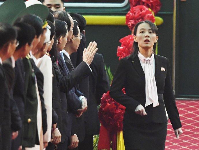 Kim Jo-džong. Foto - TASR/AP