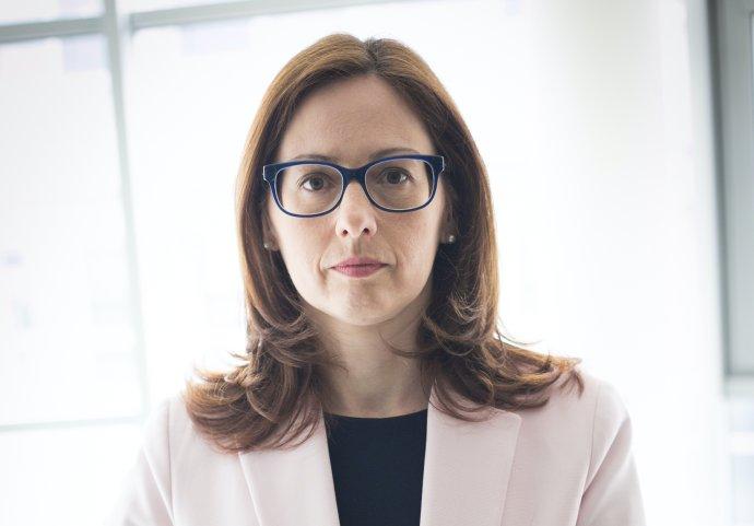 Zuzana Baťová. Foto - archív Z. B.
