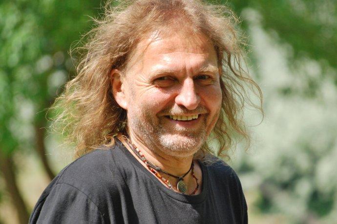 Záhradný a krajinársky architekt Zdeněk Sendler. Foto - archív Z. S.