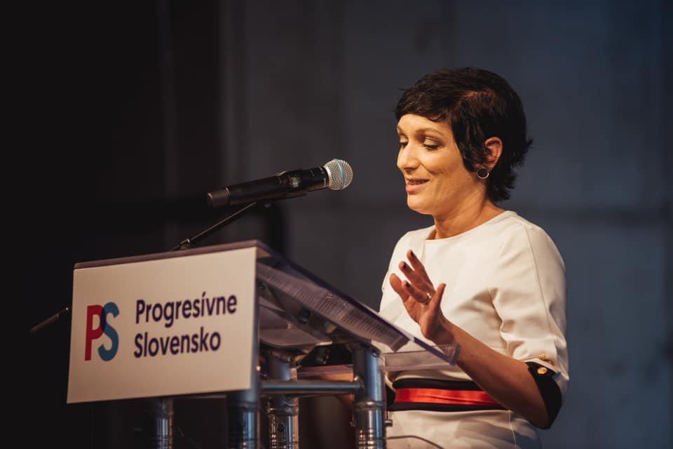 Irena Bihariová. Foto - Facebook Ireny Bihariovej