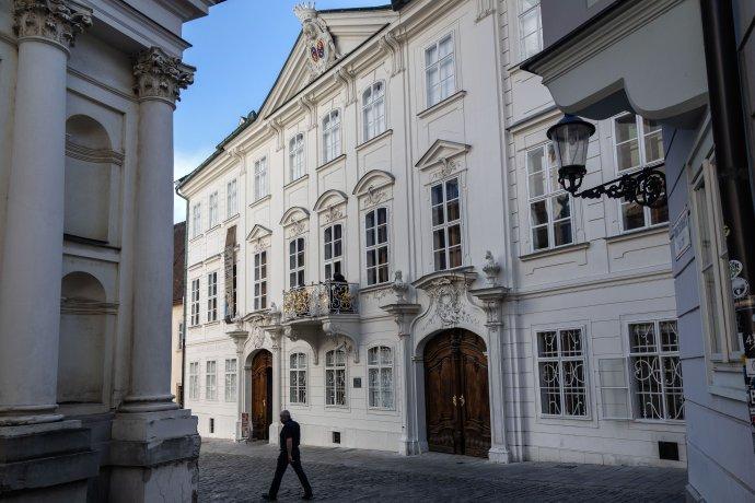 Galéria Mesta Bratislava. Foto N - Tomáš Benedikovič