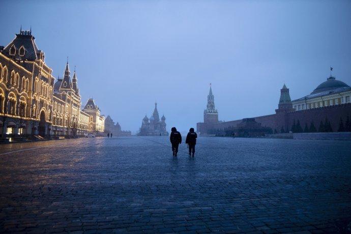 Moskva. Foto – TASR/AP