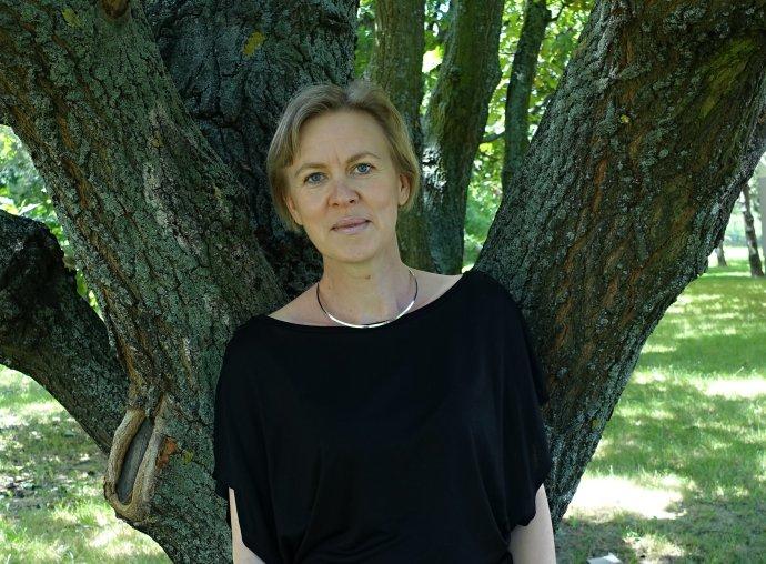 Psychologička Lenka Sokolová. Foto - archív L. S.