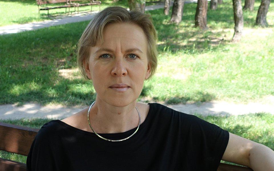 Psychologička Lenka Sokolová. Foto – archív L. S.