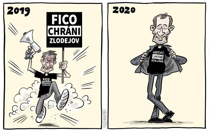 Shooty: V koži Roberta Fica (24.6.2020)