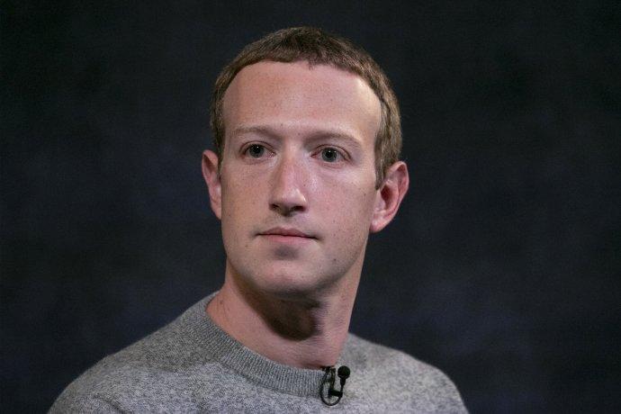 Riaditeľ Facebooku Mark Zuckerberg. Foto - TASR/AP
