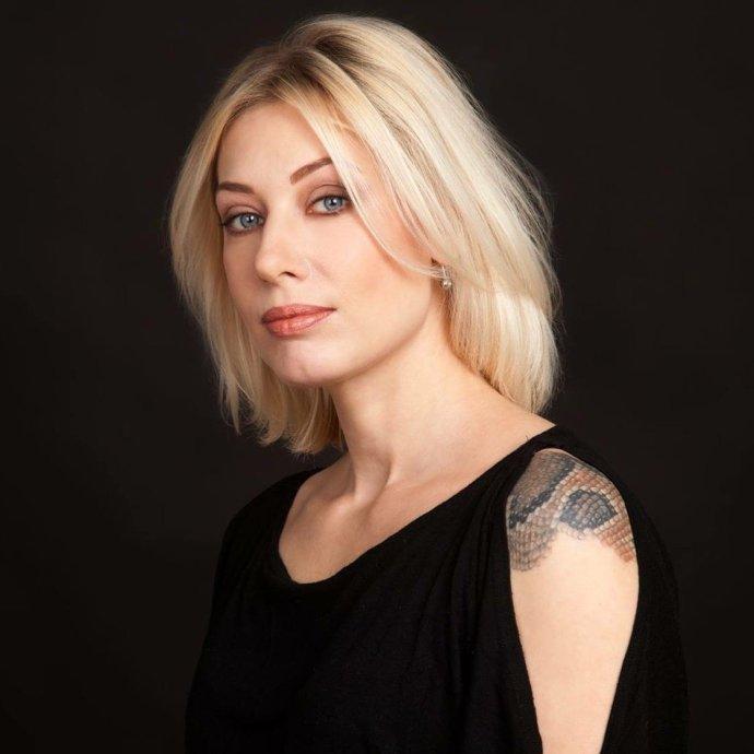Maskérka Veronika Šorfová. Foto – archív V. Š.