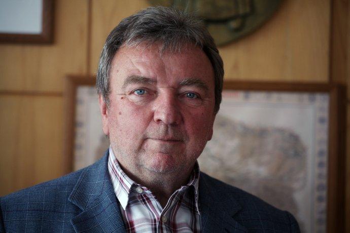 Primátor Liptovského Mikuláša Ján Blcháč odchádza zo Smeru. Foto N - Andrej Bán