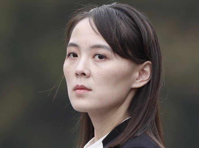 Kim Jo-džong. Foto – TASR/AP