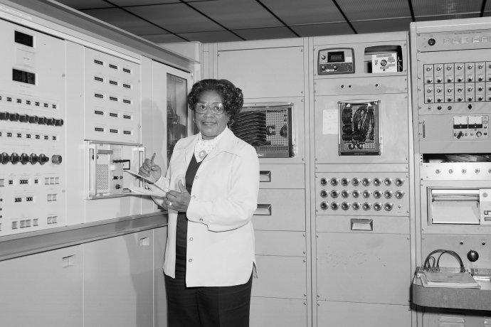 Mary W. Jacksonová. Foto - TASR/AP