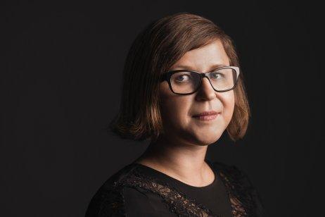 Sandra Polovková. Foto – Tomáš Halász