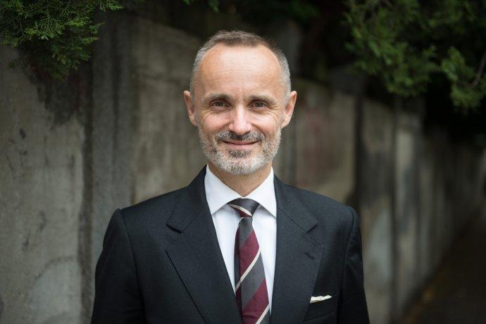 Tomáš Valášek. Foto N - Vladimír Šimíček