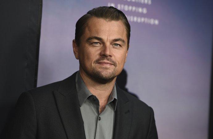 Leonadro DiCaprio. Foto - TASR/AP