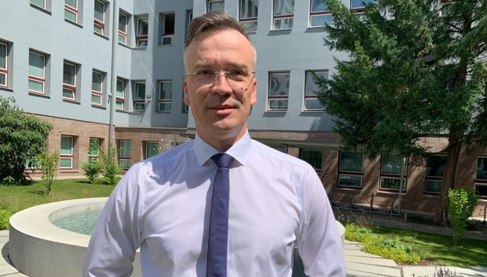 Marcel Klimek, štátny tajomník MF SR Foto – archív MF SR