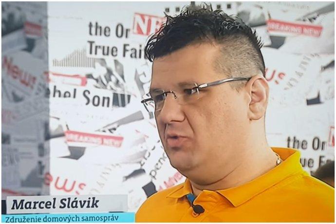 Marcel Slávik. Screenshot - YouTube.com/Marcel Slávik