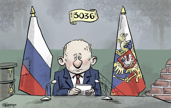 Shooty: Putin 3036 (2.7.2020)