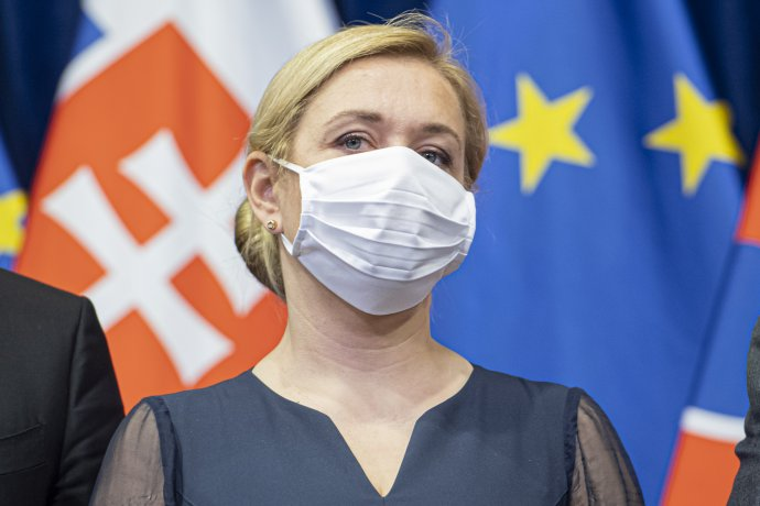 Denisa Saková. Foto – TASR