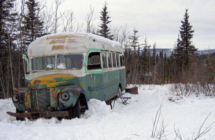 Autobus v roku 2006. Foto - TASR/AP