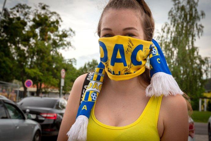 Z futbalového zápasu vlani v júli. Foto N - Tomáš Benedikovič