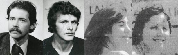 Andrášik, Čerman, Sylvia a Lýdia Cohen