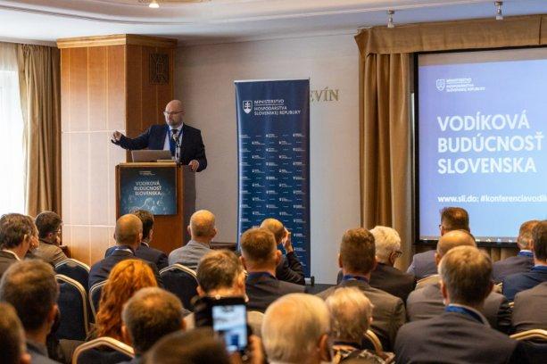 konferencia Vodíková budúcnosť Slovenska (zdroj: Ministerstvo hospodárstva SR)