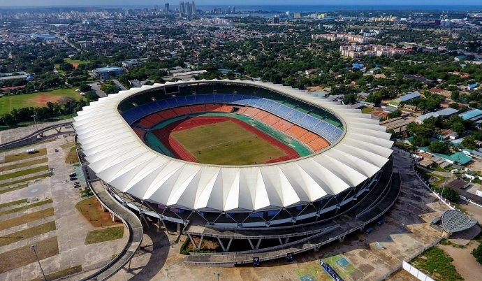 Národný futbalový štadión v Tanzánii. Foto - wikimedia.org