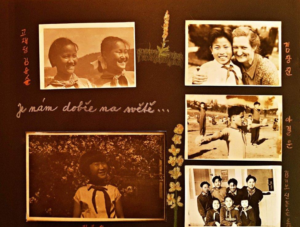 Kim Il-songove deti. Foto – Kim Tokjong