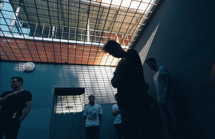 Cela v bieloruskom väzení, v ktorej bol zavretý Claudio Locatelli. Foto - archív C. L.