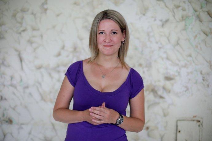 Eva Zralá. Foto – Deník N/Ludvík Hradilek