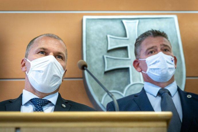 Policajným prezidentom bude zrejme Kovařík, hlasovala zaňho aj opozícia