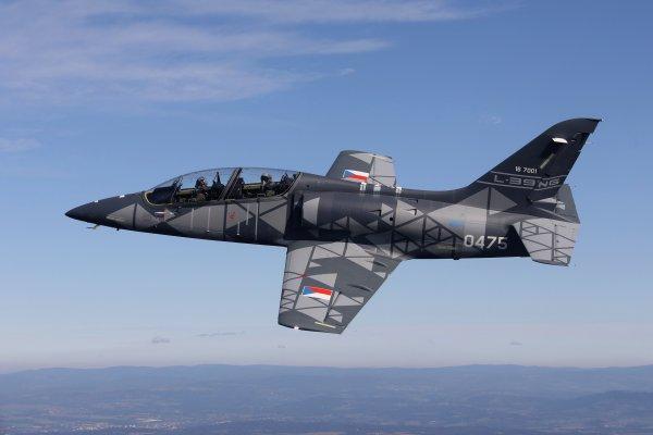 O slovenskú zákazku sa usiluje české Aero, ktoré potrebuje zákazníka pre svoj nový model albatrosa L-39 NG. Foto – Aero