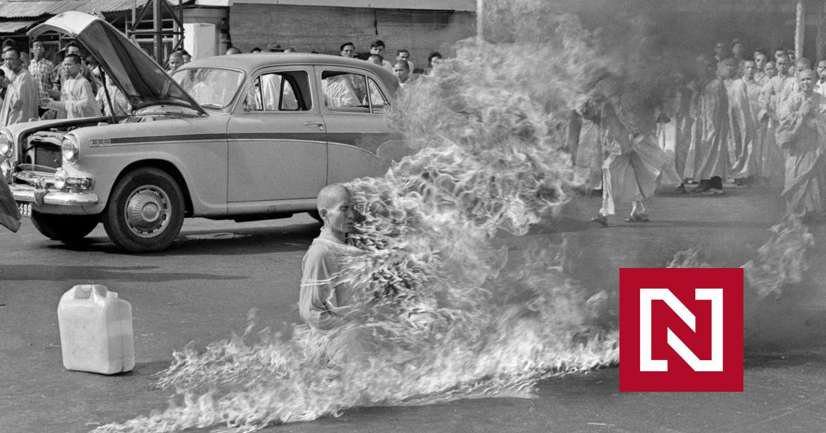 High 5ive: Tiché telo, kričiace plamene. Thích Quảng Đức, Jan Palach a ďalšie cesty protestu – Denník N