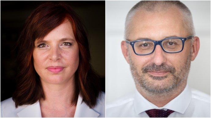 Veronika Remišová a Miroslav Kollár. Foto N - Vladimír Šimíček a Tomáš Benedikovič
