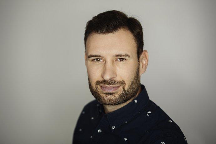 Róbert Vavro. Foto - Pavol Kulkovský