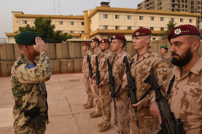 Slováci budú v Mali pôsobiť pod vedením českej armády, ktorá v tejto krajine pôsobí od roku 2013. Foto - AČR