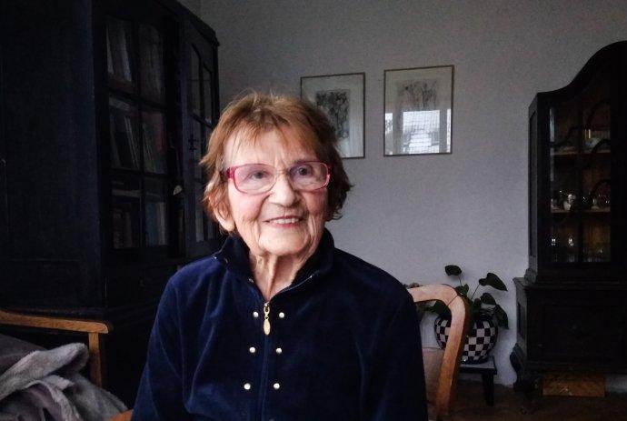 Marta Ličková. Foto - POST BELLUM